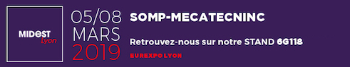 SOMP MECATECNIC MIDEST 2019